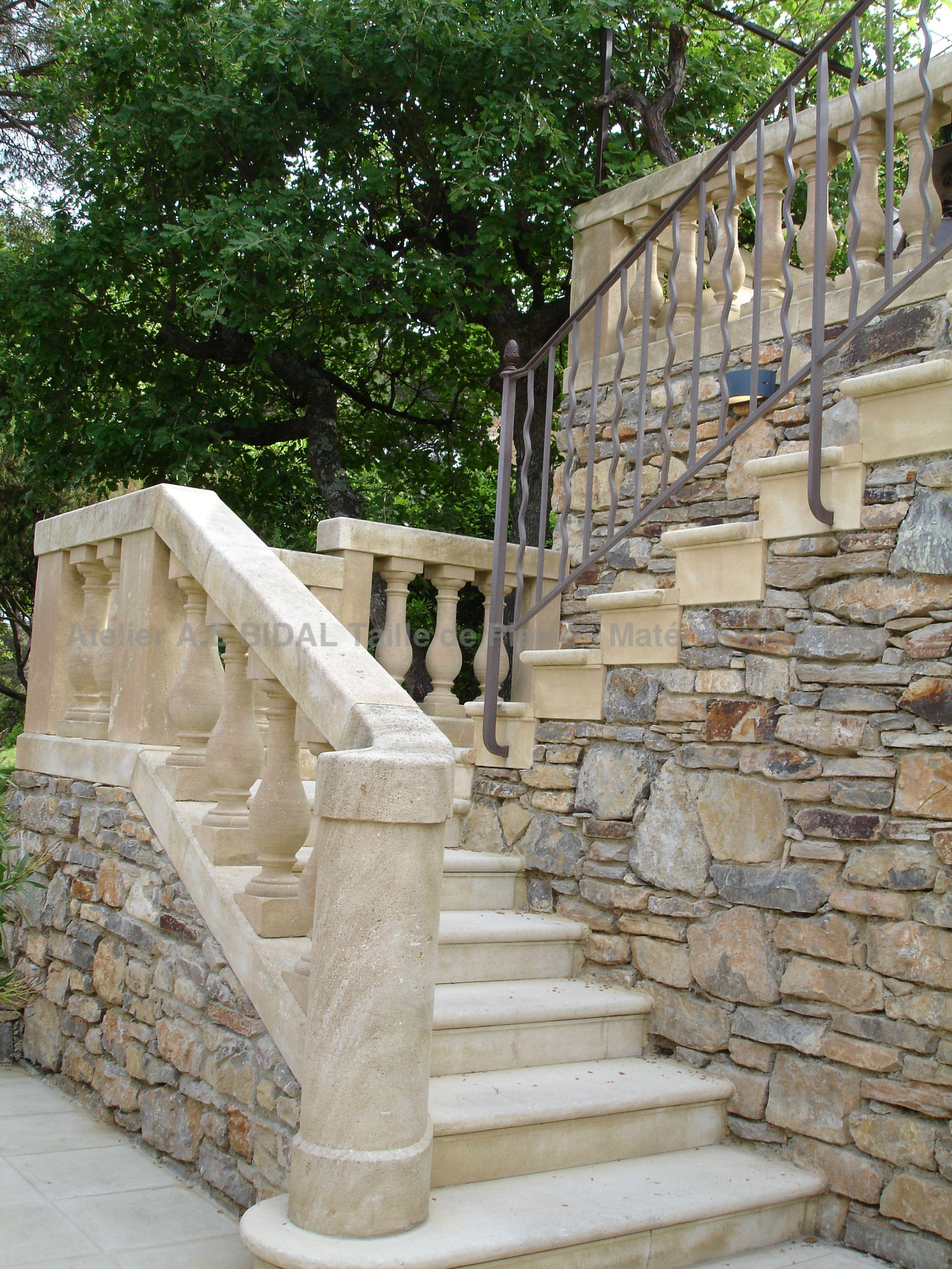 Cr ation sur mesure en pierre de taille h tel villa marie for Exterieur villa