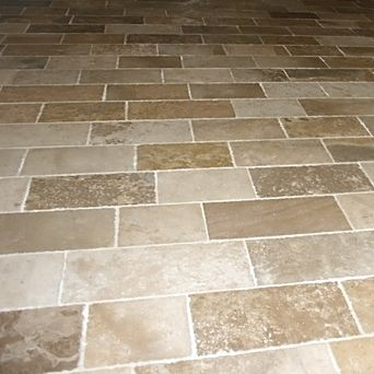 Paving made in Stone carving from Dordogne - French quarries
